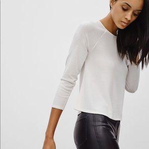 Wilfred Free (Aritzia) long sleeve shirt/sweater